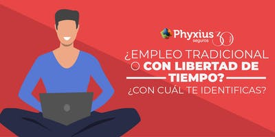 Empleo Tradicional o Empleo con Libertad de Tiempo¿Con cuál te identificas?