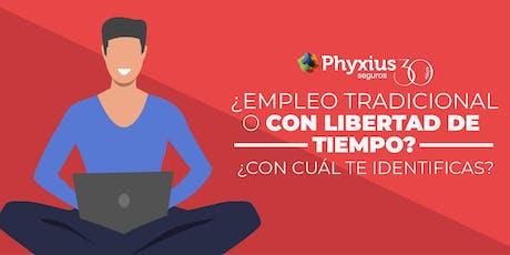 Empleo Tradicional o Empleo con Libertad de Tiempo¿Con cuál te identificas? entradas
