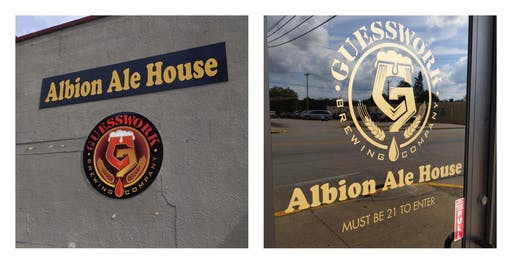 The World Says Eat Me 2019 Fall Tour Stop #3 Albion Ale House