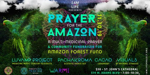 A PRAYER FOR THE AMAZON