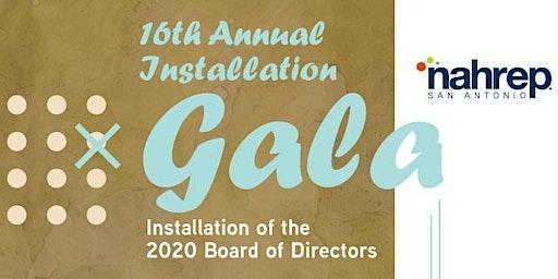 NAHREP San Antonio: 16th Annual Installation Gala