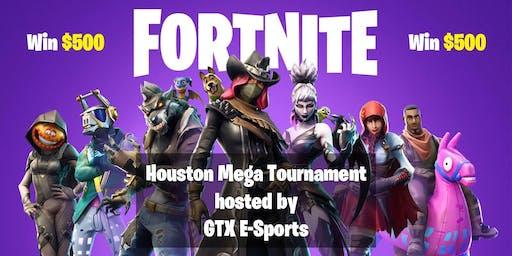 Houston Fortnite Mega SOLO Tournament