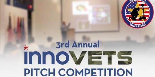 3rd Annual InnoVets Pitch Competition