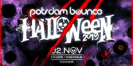 POTSDAM BOUNCE - HALLOWEEN 2019 Tickets