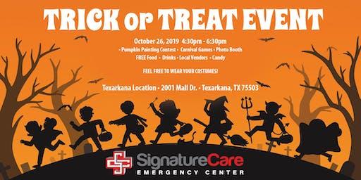 Trick or Treat with SignatureCare!