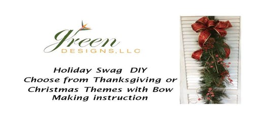 DIY Swag - You choose  Autumn or Christmas!