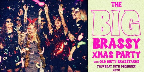 The Big Brassy Xmas Party tickets