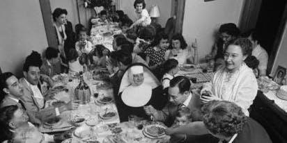 Italian Sunday Dinner