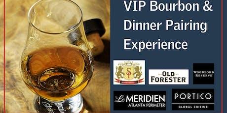 VIP Bourbon & Dinner Pairing Experience tickets