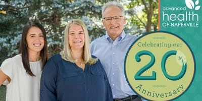 20th Anniversary Party at Advanced Health of Naperville!