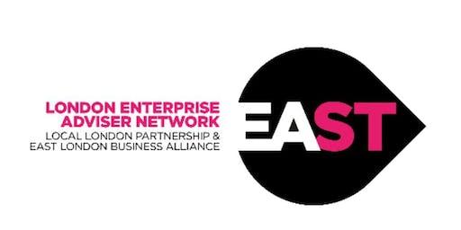 London Enterprise Adviser Network East Networking Event