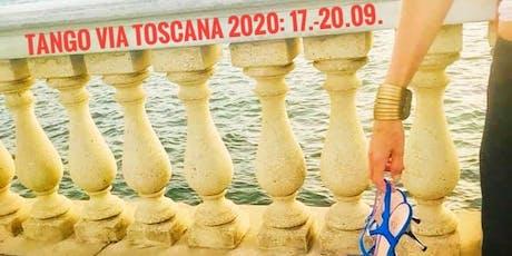 Via Toscana - Florenzwochenende / Tangotanzen und Desginschuhkauf tickets