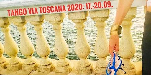 Via Toscana - Florenzwochenende / Tangotanzen und Desginschuhkauf