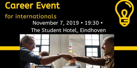 Career Event for Expats - Successful Job Searching in NL tickets
