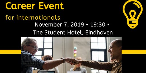 Career Event for Expats - Successful Job Searching in NL