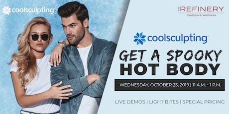 Get a Spooky Hot Body with CoolSculpting tickets
