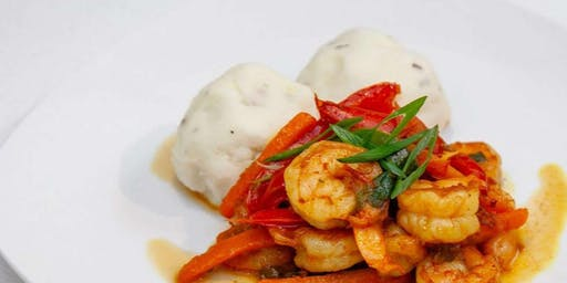 A Jamaican Seafood Extravaganza - Cooking Class by Cozymeal™