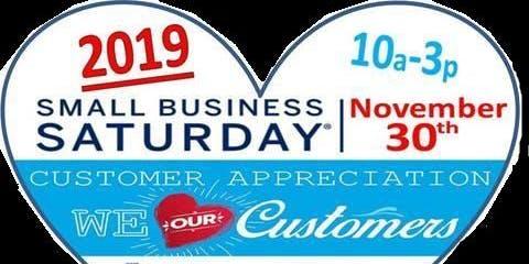 Small Business Saturday Showcase & Customer Appreciation Bonanza