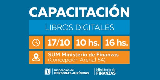 Capacitación Libros Digitales