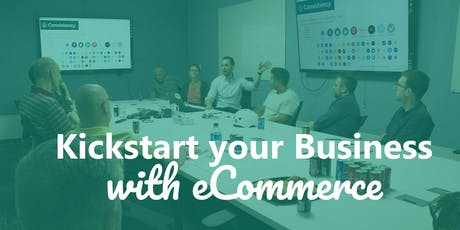 Kick-Start Your Business with e-Commerce tickets