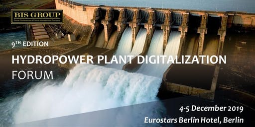 Hydropower Plant Digitalization Forum (9th Edition)