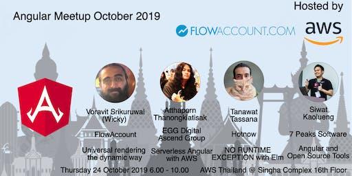 Angular Meetup October 2019