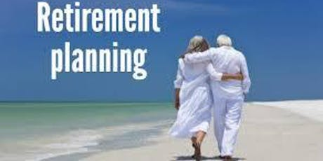 Retirement Planning tickets
