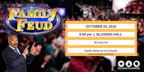 HSUSU Family Feud tickets