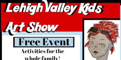 Lehigh Valley Kids Art Show
