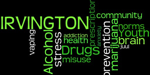 Drugs and Alcohol Use:  An Irvington Perspective 2019