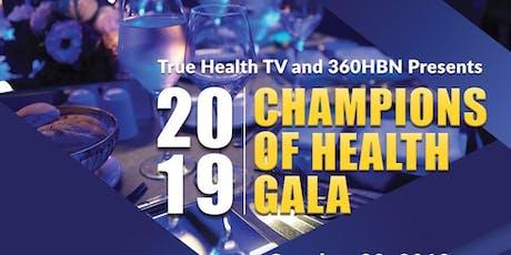 Champions of Health Gala tickets