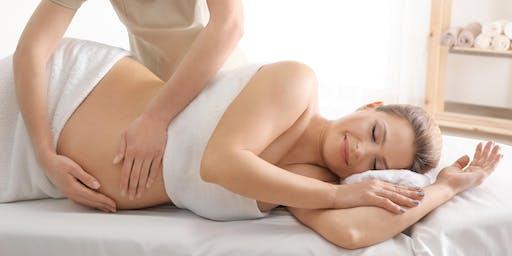 Prenatal Massage - Advanced Workshop