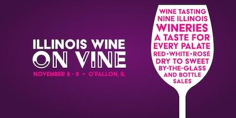 #IllinoisWine on Vine  tickets