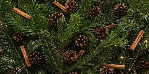 Scented Pinecone Class