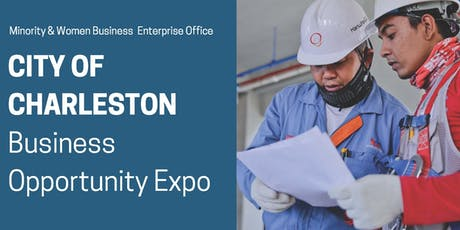 City of Charleston Business Opportunity Expo tickets
