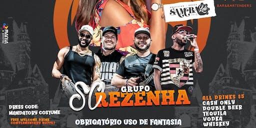 Brazilian Hallloween Pool Party