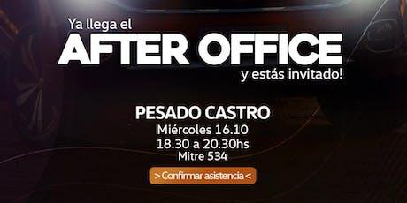 After Office VW - En Pesado Castro entradas