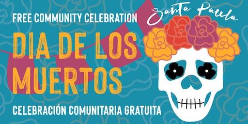 Día de los Muertos Free Community Celebration