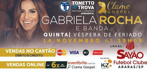 Clame Gospel Araras- Gabriela Rocha