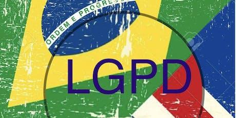 Talks GDPR: LGPD - Brazilian Data Protection Law tickets