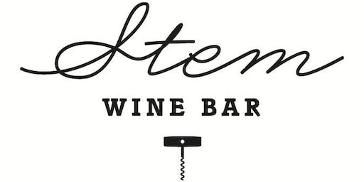 Stem Wine Bar November's Tasting Events: Northern Italy (i.e. Piedmont, Alto Adige, Friuli, Veneto)