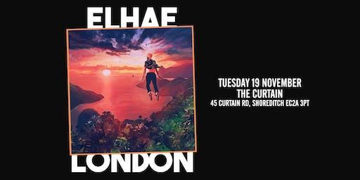Elhae - London [Live PA]