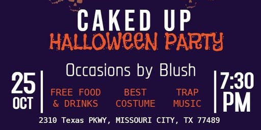 Caked Up: Halloween Edition