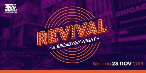 Concierto Revival: A Broadway Night