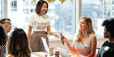 Disrupting the Tech Profession's Gender Gap Panel | Houston