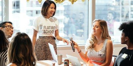 Disrupting the Tech Profession's Gender Gap Panel   Houston tickets