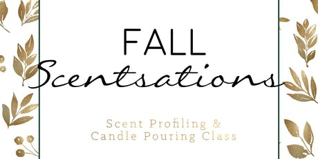 Fall Scent-sations tickets