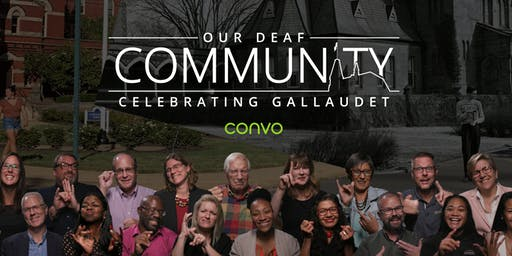 Our Deaf Community | Celebrating Gallaudet