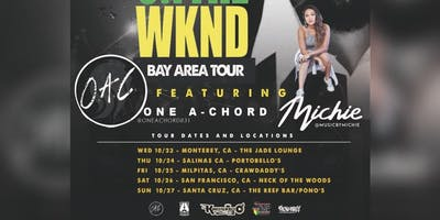 Party On The Weekend Tour - Bay Area