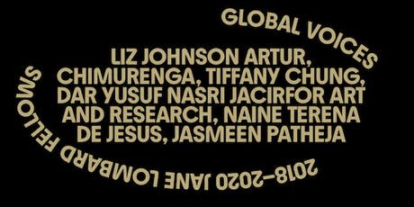 Global Voices: Conversations with Jane Lombard Fellows tickets